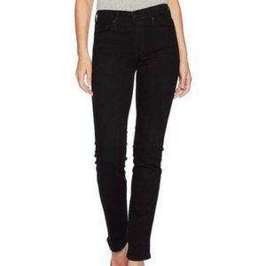 Levi's Slimming Straight Stretch Jeans Black - 31